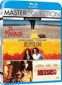 Rodriguez. Master Collection (3 Blu-ray) di Robert Rodriguez