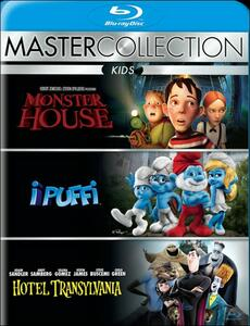Kids. Master Collection (3 Blu-ray) di Raja Gosnell,Gil Kenan,Genndy Tartakovsky
