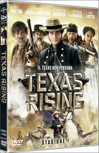 Texas Rising. Stagione 1 (Serie TV ita) (3 DVD) - DVD