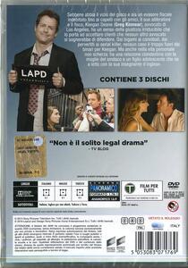 Rake. Stagione 1 (3 DVD) - DVD - 2