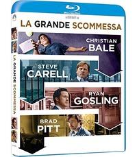 Cover Dvd grande scommessa (Blu-ray)