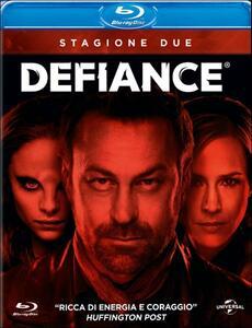 Film Defiance. Stagione 2 (3 Blu-ray) Michael Nankin Allan Kroeker Andy Wolk