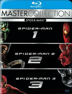 Spider-Man. Master Collection (3 Blu-ray) di Sam Raimi