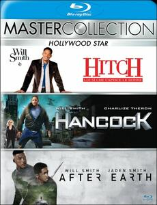 Hollywood Star. Master Collection (3 Blu-ray) di Peter Berg,Manoj Night Shyamalan,Andy Tennant