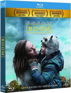 Room di Lenny Abrahamson - Blu-ray