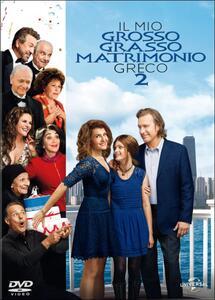 Il mio grosso grasso matrimonio greco 2 di Kirk Jones - DVD