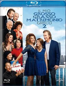 Il mio grosso grasso matrimonio greco 2 di Kirk Jones - Blu-ray