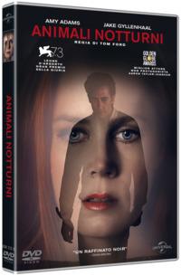 Cover Dvd Animali notturni (DVD)