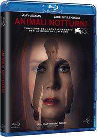 Cover Dvd Animali notturni (Blu-ray)