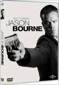 Jason Bourne (DVD) di Paul Greengrass - DVD