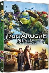 Tartarughe ninja fuori dall 39 ombra dvd film di dave for Prezzo tartarughe
