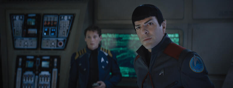 Star Trek Beyond film (Blu-ray) di Justin Lin - Blu-ray - 3