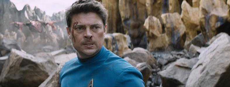 Star Trek Beyond film (Blu-ray) di Justin Lin - Blu-ray - 5