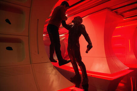 Star Trek Beyond film (Blu-ray) di Justin Lin - Blu-ray - 6