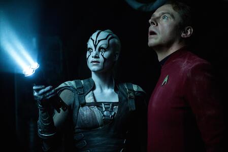 Star Trek Beyond film (Blu-ray) di Justin Lin - Blu-ray - 7