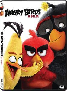Angry Birds. Il film di Fergal Reilly,Clay Kaytis - DVD