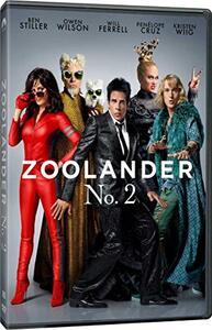 Zoolander 2 di Ben Stiller - DVD