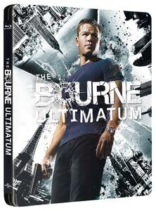 The Bourne Ultimatum. Il ritorno dello sciacallo. Con Steelbook di Paul Greengrass - Blu-ray
