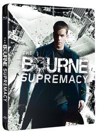Cover Dvd The Bourne Supremacy. Con Steelbook (Blu-ray)