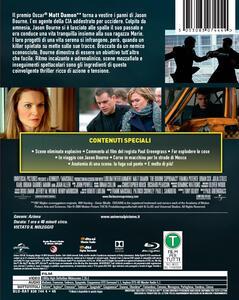 The Bourne Supremacy. Con Steelbook di Paul Greengrass - Blu-ray - 2