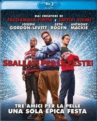 Cover Dvd Sballati per le feste (Blu-ray)
