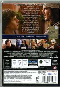 The End of the Tour di James Ponsoldt - DVD - 2