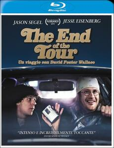 The End of the Tour di James Ponsoldt - Blu-ray