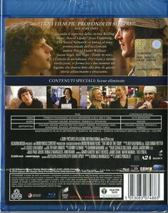The End of the Tour di James Ponsoldt - Blu-ray - 2