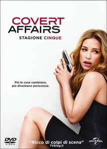 Covert Affairs. Stagione 5 (4 DVD) - DVD