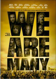 We Are Many di Amir Amirani - DVD