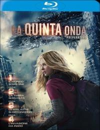 Cover Dvd quinta onda (Blu-ray)