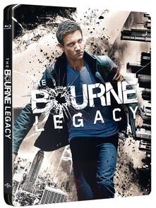 The Bourne Legacy. Con Steelbook di Tony Gilroy - Blu-ray
