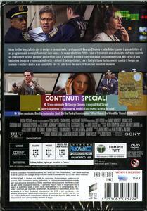 Money Monster. L'altra faccia del denaro di Jodie Foster - DVD - 2
