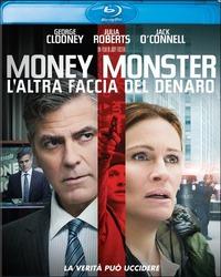 Cover Dvd Money Monster. L'altra faccia del denaro (Blu-ray)