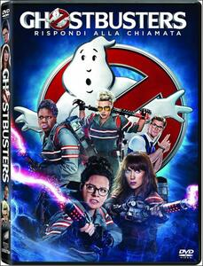 Ghostbusters 2016 (DVD) di Paul Feig - DVD