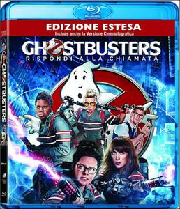 Ghostbusters 2016 (Blu-ray) di Paul Feig - Blu-ray