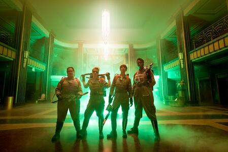 Ghostbusters 2016 (Blu-ray) di Paul Feig - Blu-ray - 2