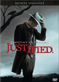 Cover Dvd Justified. Stagione 5 (DVD)
