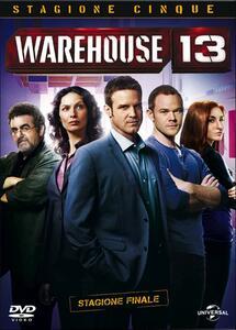 Warehouse 13. Stagione 5 (2 DVD) - DVD