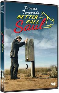 Better Call Saul. Stagione 1 (Serie TV ita) (3 DVD) - DVD