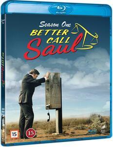 Better Call Saul. Stagione 1 (3 Blu-ray) - Blu-ray