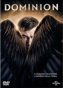 Dominion. Stagione 1 (Serie TV ita) (2 DVD) - DVD