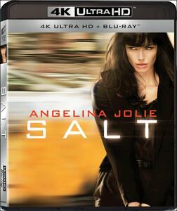 Salt (Blu-ray + Blu-ray 4K Ultra HD) di Phillip Noyce