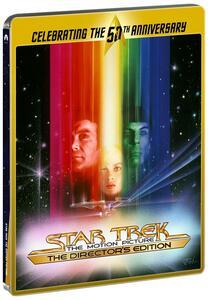 Star Trek. The Motion Picture. Con Steelbook di Robert Wise - Blu-ray