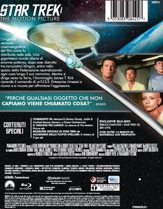 Star Trek. The Motion Picture. Con Steelbook di Robert Wise - Blu-ray - 2