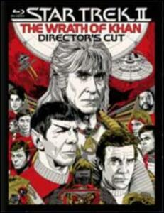 Star Trek II. L'ira di Khan (DVD) di Nicholas Meyer - DVD