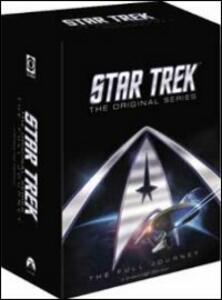 Star Trek. La serie classica. Stagioni 1 - 3 (22 DVD) - DVD