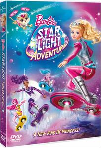 Film Barbie. Avventura stellare (2 DVD) Andrew Tan Michael Goguen
