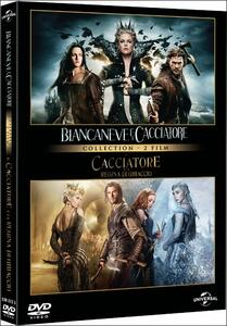 Biancaneve e il cacciatore collection (2 DVD) di Cedric Nicolas-Troyan,Rupert Sanders