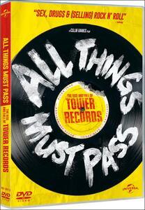 Tower Records. Nascita e caduta di un mito di Colin Hanks - DVD